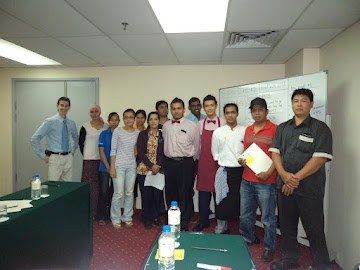 Vistana Hotel English Class - Batch 1