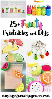 fruity diys