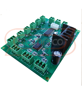 SKY0019 - Fan and Heater Control Board for Infiniti Konica 512i