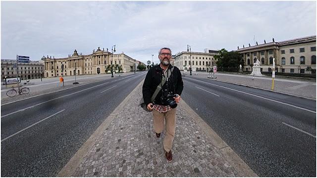 BERLIN THE PHOTOGRAPHIC JOURNY