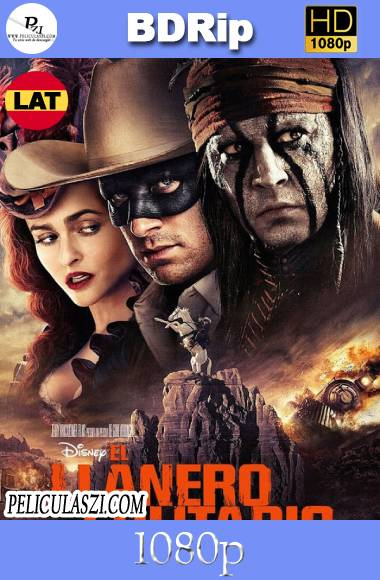 El Llanero Solitario (2013) HD BDRip 1080p Dual-Latino