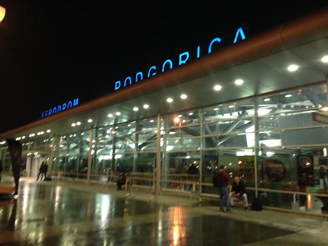 аэропорт подгорица черногория аэропорт черногория