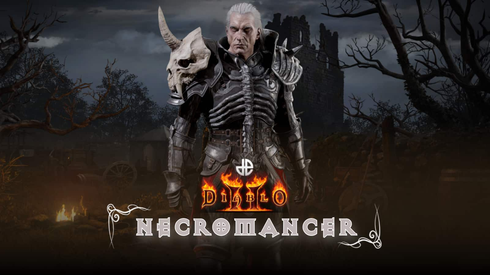 Diablo 2: Resurrected - 2 builds for the necromancer, explained quickly and easily