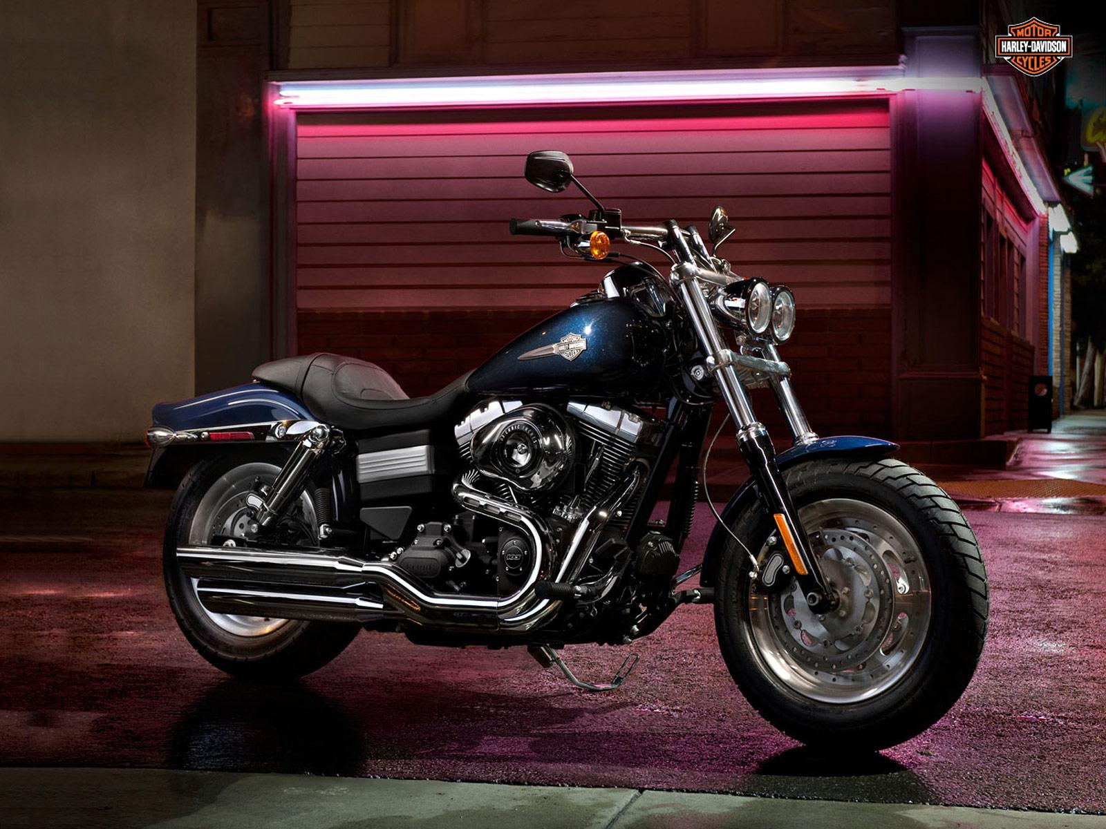 2012 Harley-Davidson FXDF Dyna Fat Bob | HD pictures
