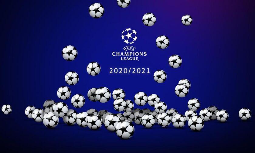 Champions League: Πότε γίνεται η κλήρωση των ομίλων με τη συμμετοχή του Ολυμπιακού