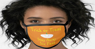 Funny Halloween Covid-19 Masks