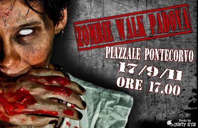 Zombie Walk Padova: 17 settembre 2011