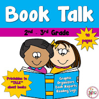 Book Talk Activity Pack