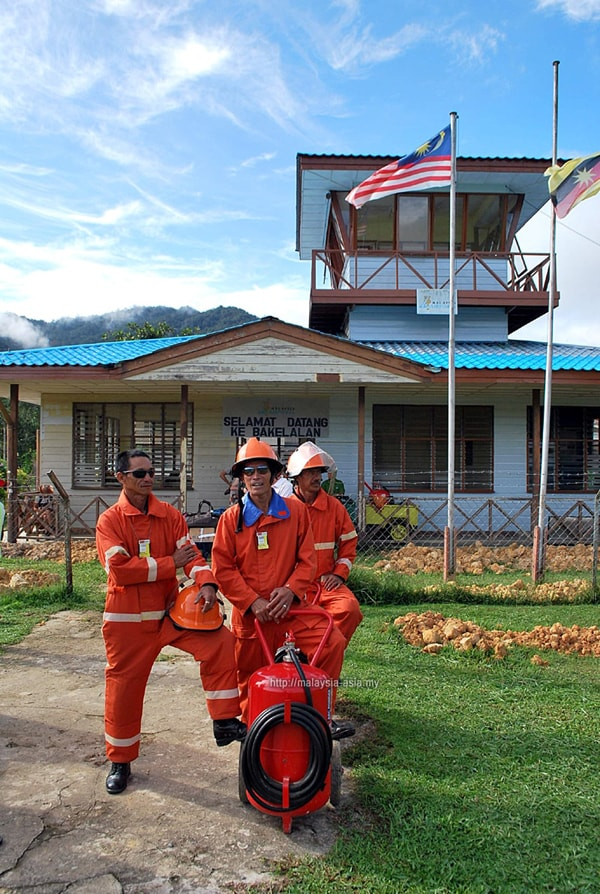 Staff Ba Kelalan Airport