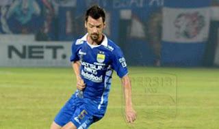Persib Bandung Batal Kontrak Marko Krasic