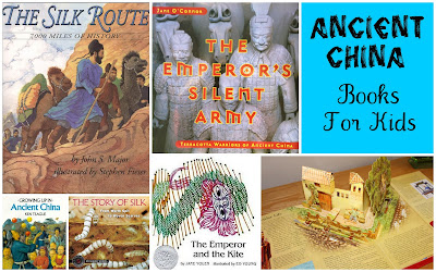Ancient China Books For Kids