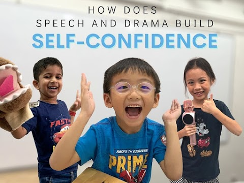 How Drama Classes Can Help Build a Child's Confidence