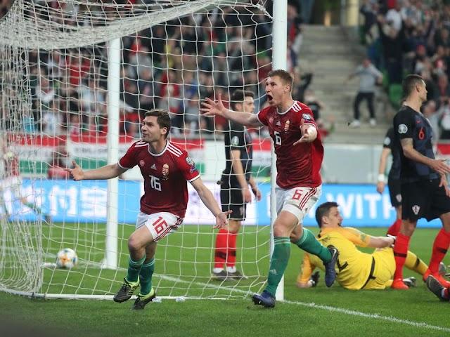 Magyar-horvát - Jó játékkal bravúros győzelem