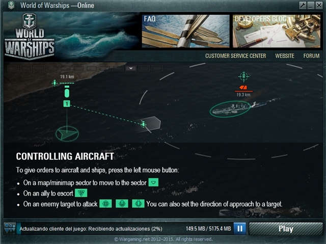 World of Warships PC Online