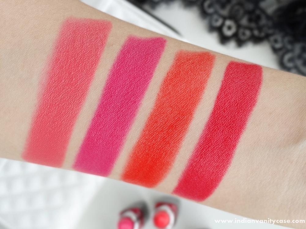 0e24291ba Indian Vanity Case  Maybelline Creamy Matte Lipsticks ~ Photos