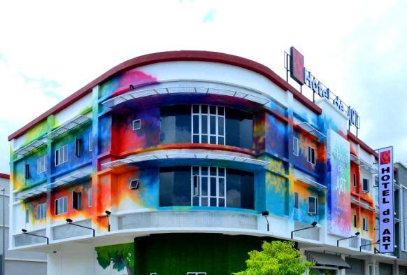 hotel de art i city shah alam