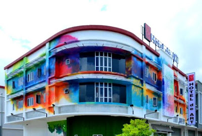 hotel de art i city shah alam