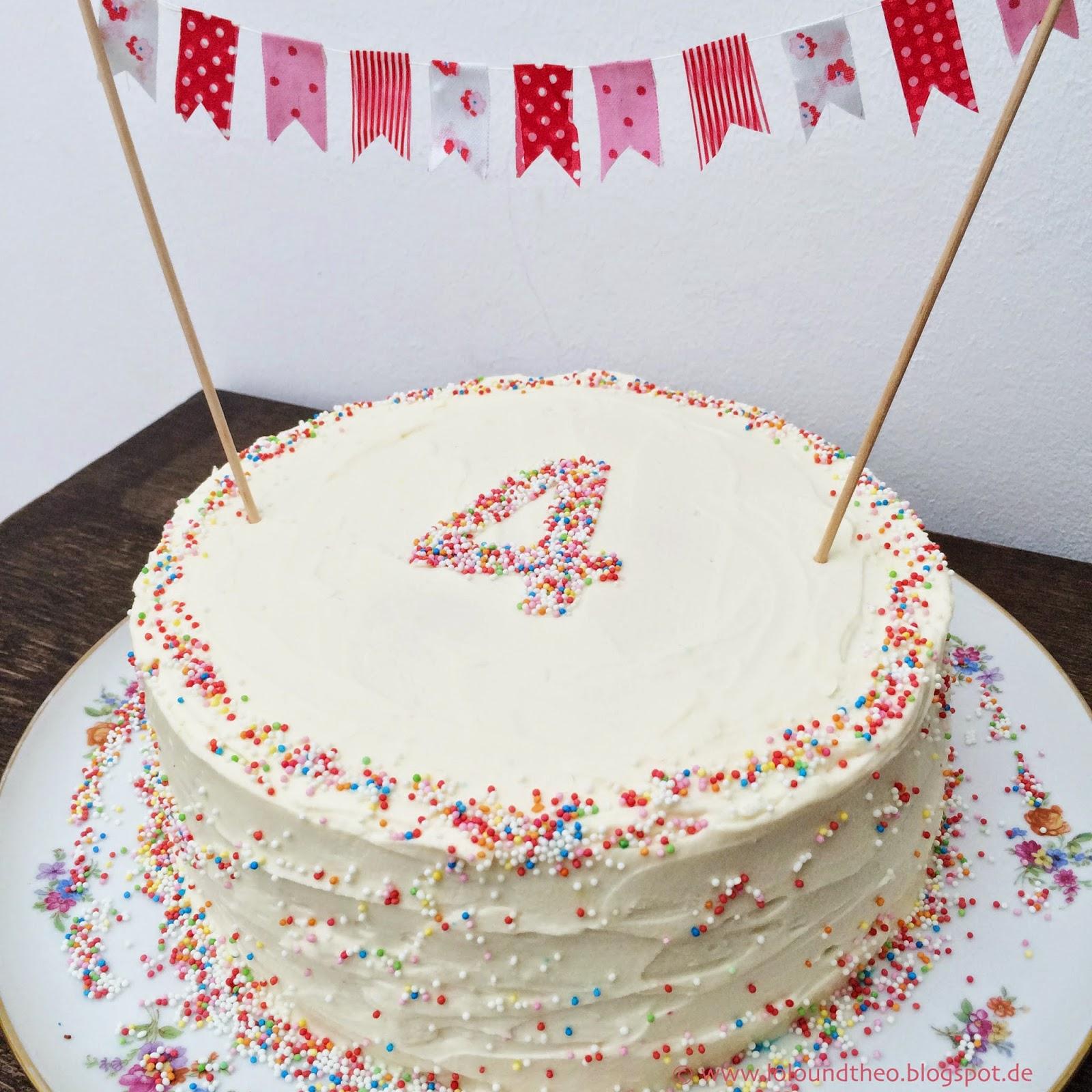 lolo und theo happy birthday 4 jahre und ein regenbogenkuchen. Black Bedroom Furniture Sets. Home Design Ideas