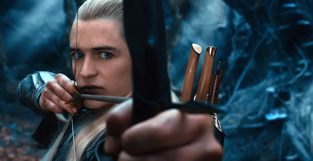 The Desolation Of Smaug - Legolas