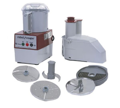 Safety Features Of Robot Coupe Food Processor