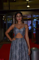 Rhea Chakraborty in a Sleeveless Deep neck Choli Dress Stunning Beauty at 64th Jio Filmfare Awards South ~  Exclusive 052.JPG