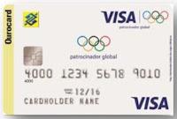 Ourocard Visa Olimpíadas Rio 2016