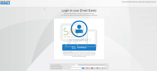 Your Easy Emails (New Tab)
