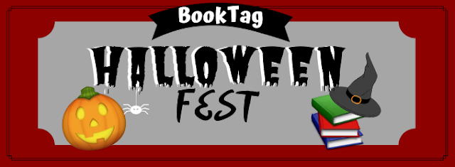 BookTag Halloween Fest