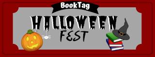 "BookTag ""Halloween Fest"""