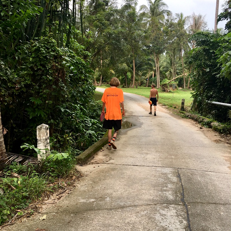 koh samui disc golf
