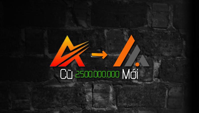 Anh Trai Nắng Blog thông báo thay đổi Logo trị giá thiết kế 2 tỷ rưỡi