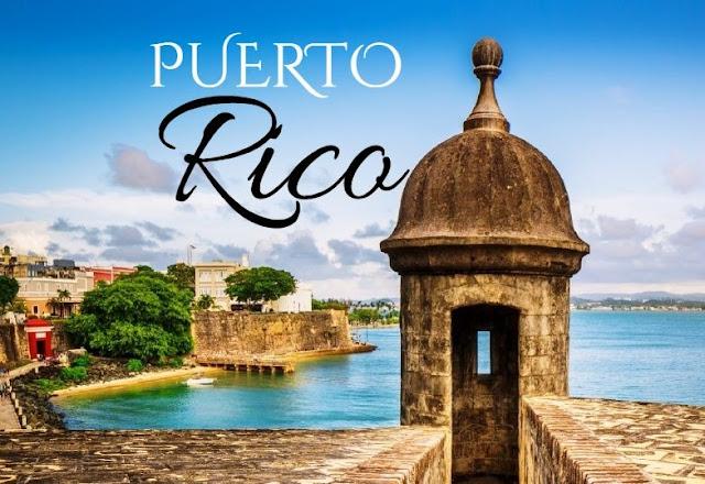 Puerto Rico también sorprende gratamente a los amantes de la naturaleza.