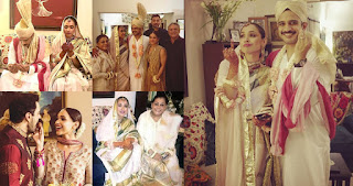 Faryal Mehmood and Daniyal Raheel Wedding Pictures
