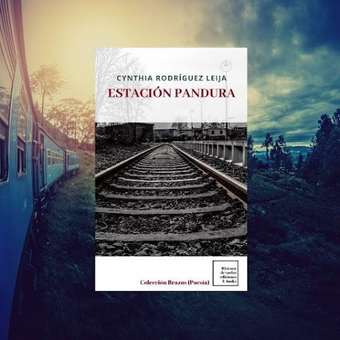 #EBOOK #POESÍA Estación Pandura, de Cynthia Rodríguez Leija