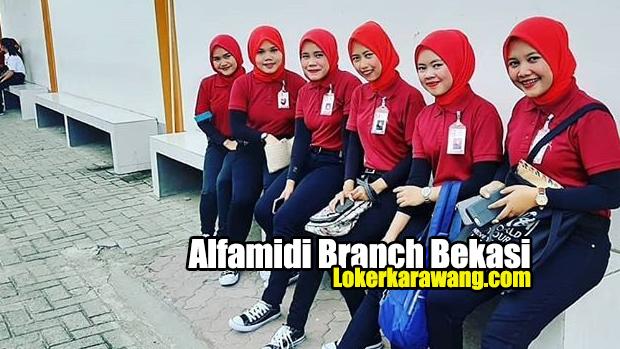 Alfamidi Branch Bekasi