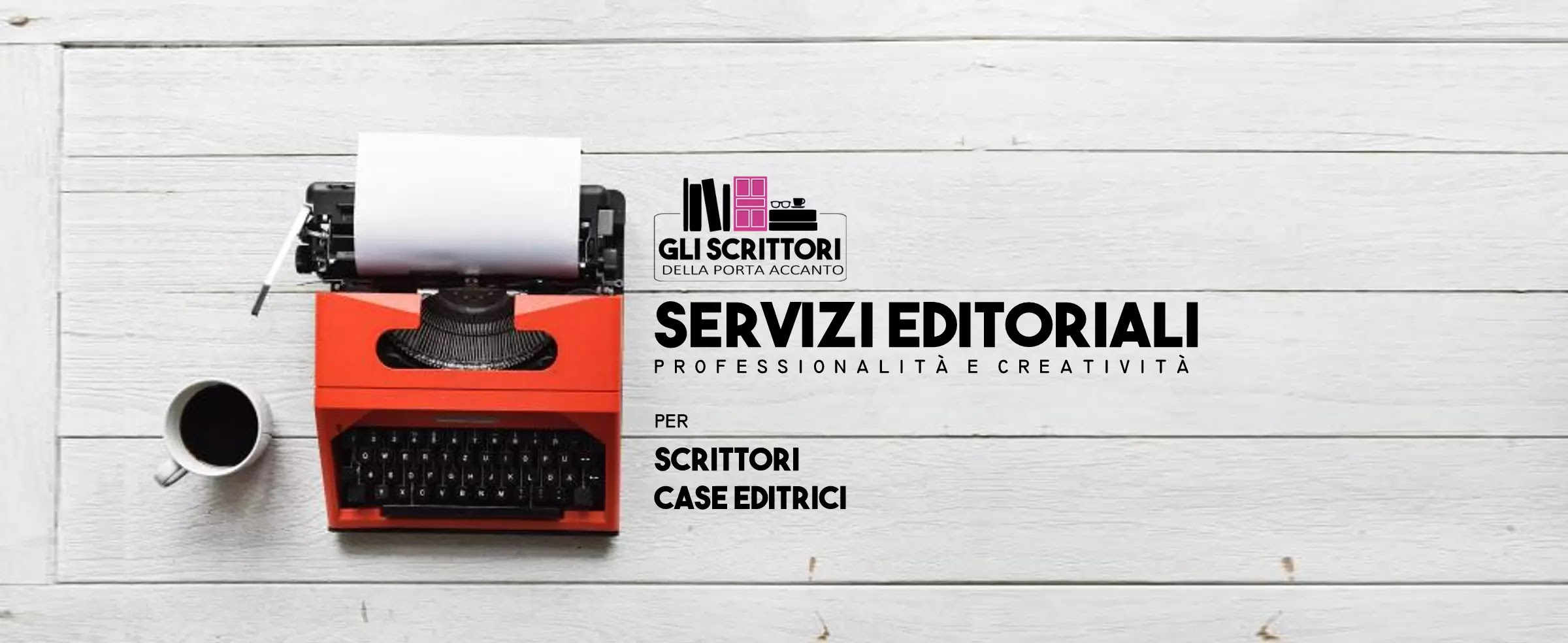 Servizi editoriali | Creazione ebook e impaginazione cartaceo