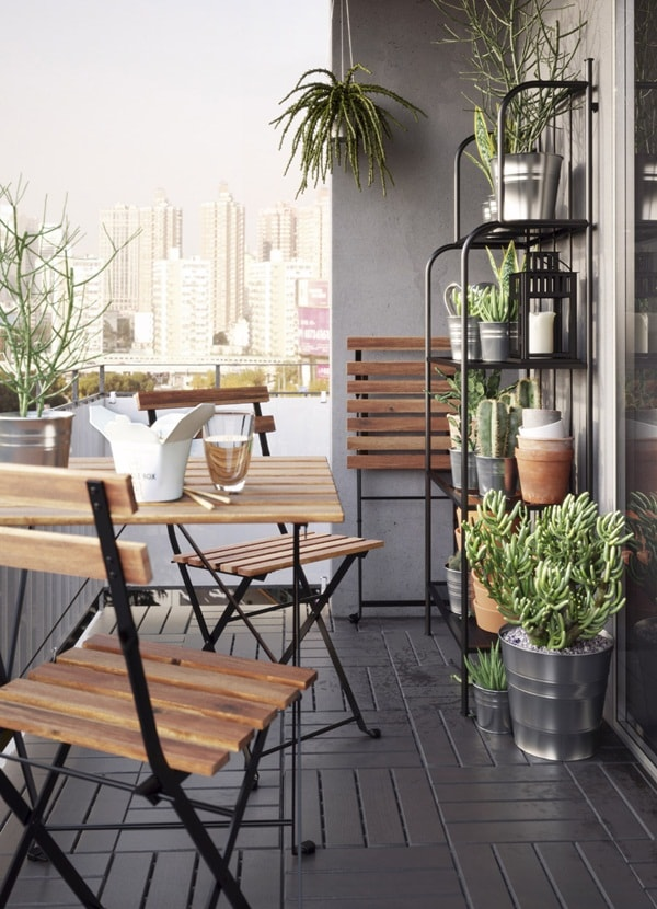 7 Ideas For Decorating Small Balconies 3