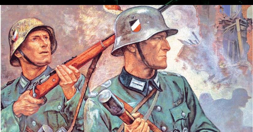 Associazione culturale italia storica la fanteria tedesca for Decorati 2 guerra mondiale