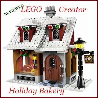 Lego Creator Holiday Bakery Set 10216