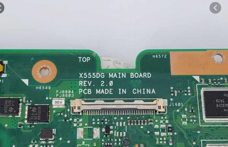 X555DG  rev 2.0 ASUS X555D Laptop Bios
