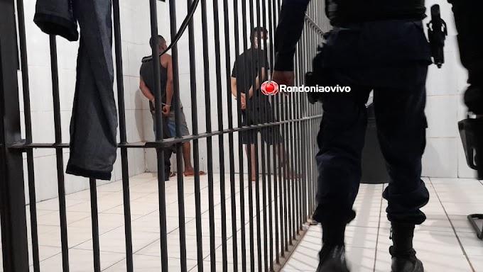 Ladrões são presos após roubo de caminhão lotado de eletrodomésticos de loja