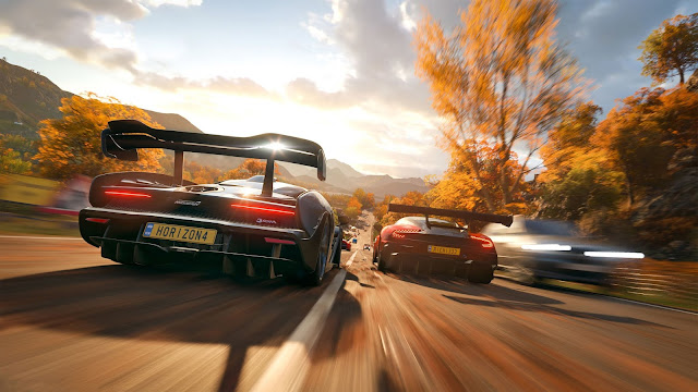 Forza Horizon 5 might get released before Forza Motorsport by the end of 2021