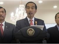 Giliran Luhut Pandjaitan Kirim Isyarat Jokowi Tak Dukung Ahok Lagi