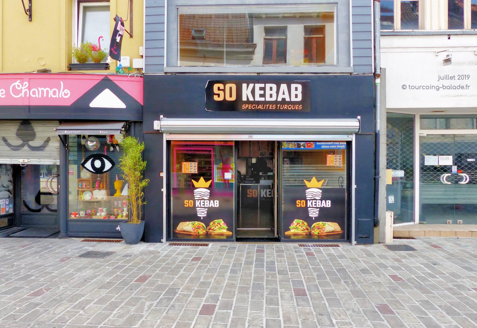 SO Kebab - Tourcoing Fast Food