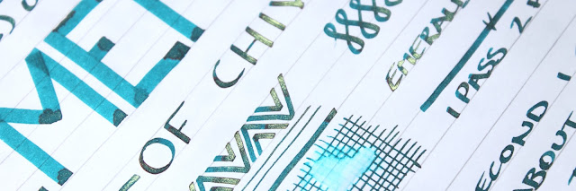 Inktastic: J.Herbin Emerald Of Chivor Ink