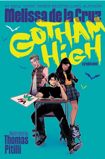 Book Review and GIVEAWAY: Gotham High, by Melissa de la Cruz {ends 5/3}