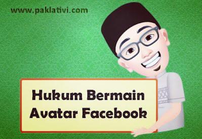 Hukum Bermain Avatar facebook