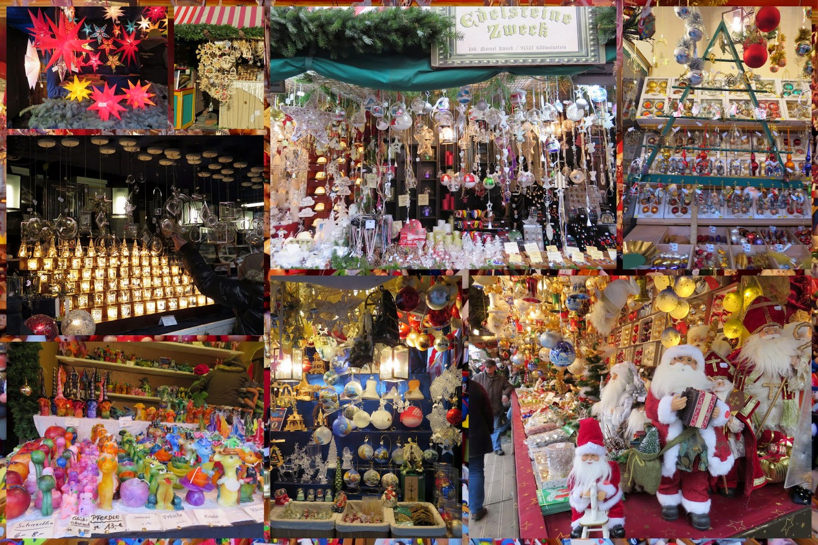 Nuremberg Christmas Market - Arts and Crafts