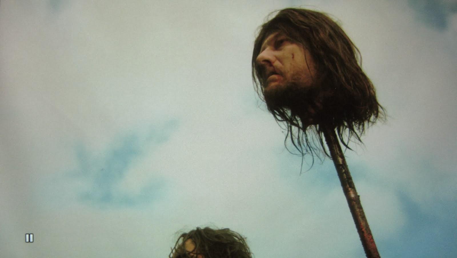 Ned Stark Tod