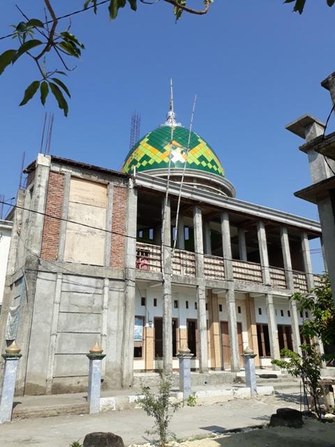 kubah masjid agung